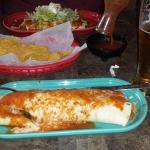 Special Oscar Burrito