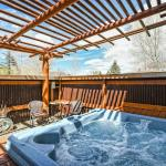 Private hot tubs available in many rooms categories.