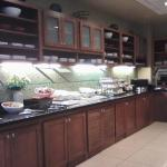 Breakfast Bar Area