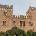Facciata Castello