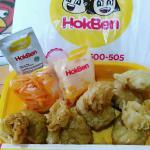 Photo of Hoka Hoka Bento Mall Summarecon