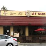 At Thai Recipe, Mission Street, Santa Cruz, Ca