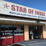 Star of India - outside