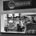 Famous for their Graziers Steakhouse