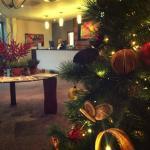 Aubrey Park at Christmas