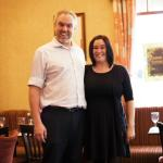 Managers Stephen & Michelle Reynolds