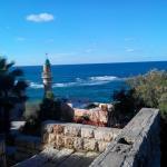 Скала Андромеды и Морская мечеть