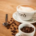 Coffee at Fjara