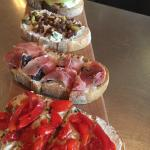 Known for our Bruschetta