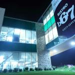 Bistro '67 located at Durham College's Centre for Food, Whitby campus.