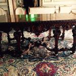 iç mobilyalara bir başka örnek
