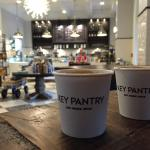 Coffee from the Key Pantry