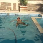Sol y piscina.. para q mas!