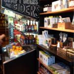 We have a great selection of local craft beers & ciders