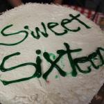 Buca's Celebration Cake!