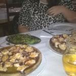 cena en O Che