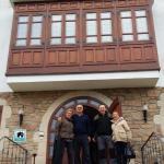 Puerta del Hotel Rural Mar de Queo2