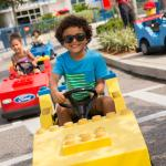 Beep! Beep! Kids will learn the rules of the road and earn their own LEGOLAND Driver's license..