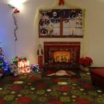 Christmas Decorations were beautiful!