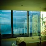 Badezimmer Aussicht