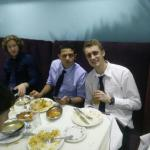 Great curry as always at Manzils