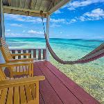 Tobacco Caye Paradise Foto