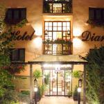 Hotel Diana U Kucharu Foto