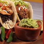 Tacos bien al estino Tex-Mex
