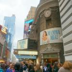 Mamma Mia! on Broadway Foto