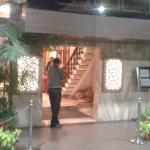 Entarance of Hotel