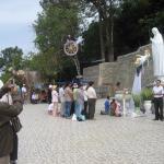 Статуя Девы Мария