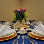 Grand Ballroom Table Setting