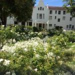 Beautiful gardens with enthusiastic head gardener
