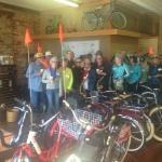 Bike Club Visit