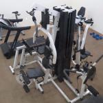 Gym amenities