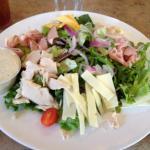 Keenan's - my Julienne salad
