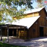 The historic barn
