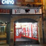 tienda en Pamplona.