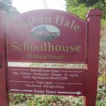 Natahan Hale Schoolhouse