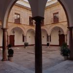 patio del Museo