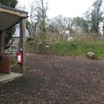 Quarry Pods at Dunsdon Farm
