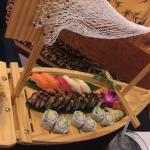 Sushi Boat Special