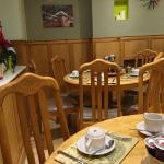 Sala desayuno