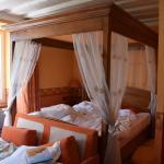 Suite mit Jacuzzi EG mit Auszieh-Couch