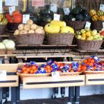 Produce and Fruit, Sunshine Foods, St. Helena, Ca