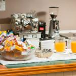 Continental Breakfast Bar