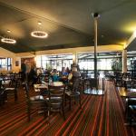 Dine in the Centenary Tavern
