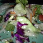 Salad - sorry not a good shot