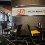 Enjoy a delicious meal at the Golden Beach Tavern