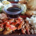 Spicy Chicken Teriyaki Lunch Bento Box